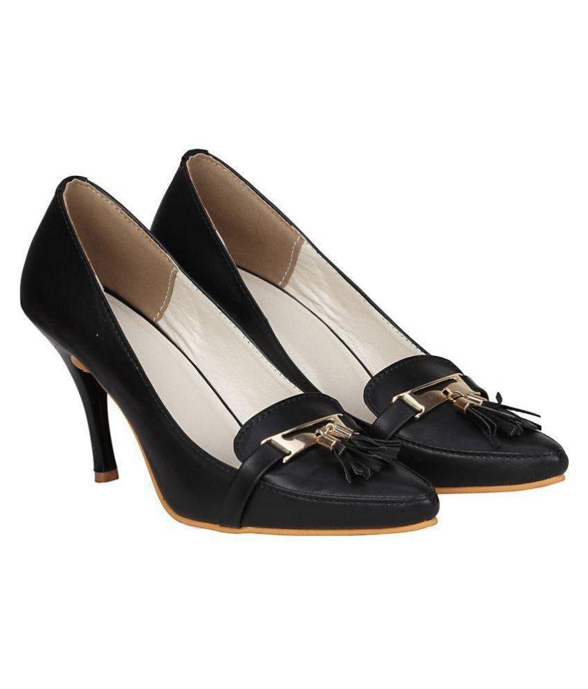 MISTO White Stiletto Heels