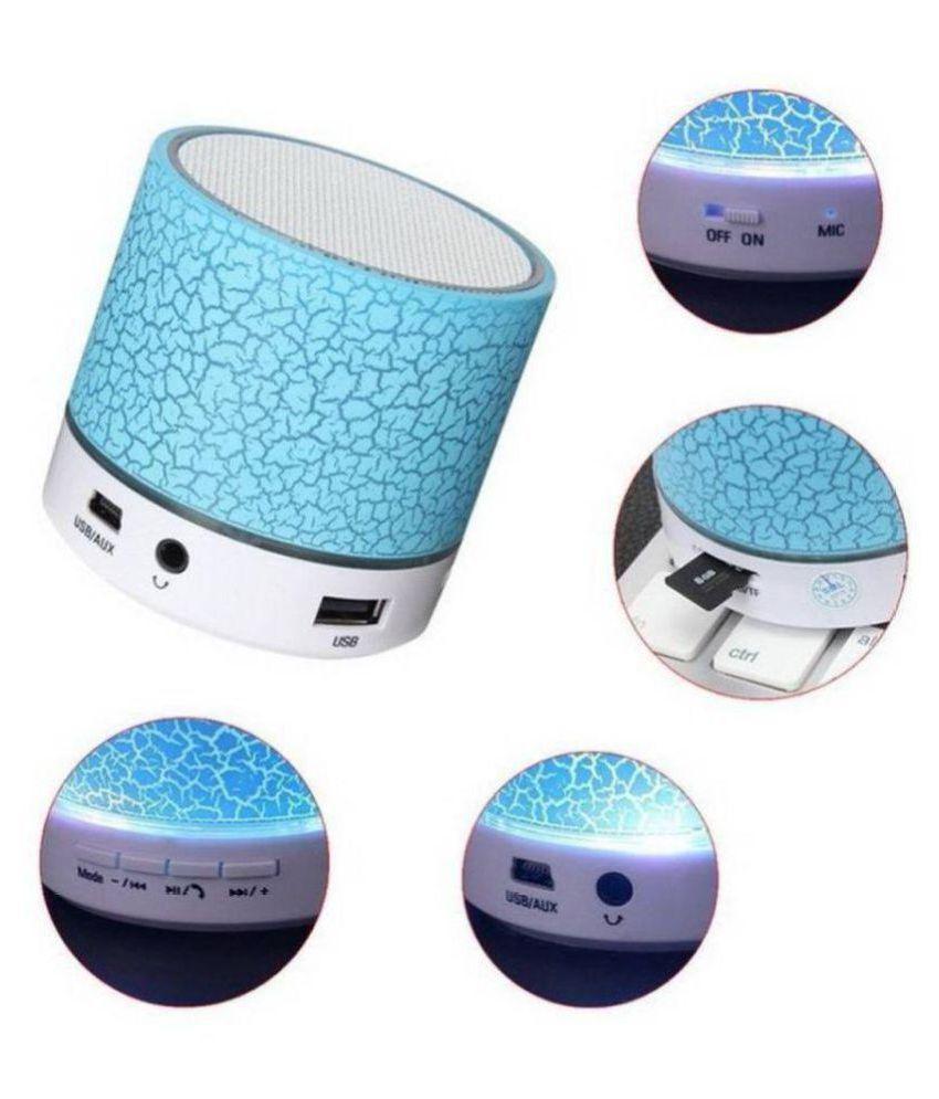 Deals e Unique Bluetooth Speaker Handfree Calling(Multi-Color) Bluetooth Speaker