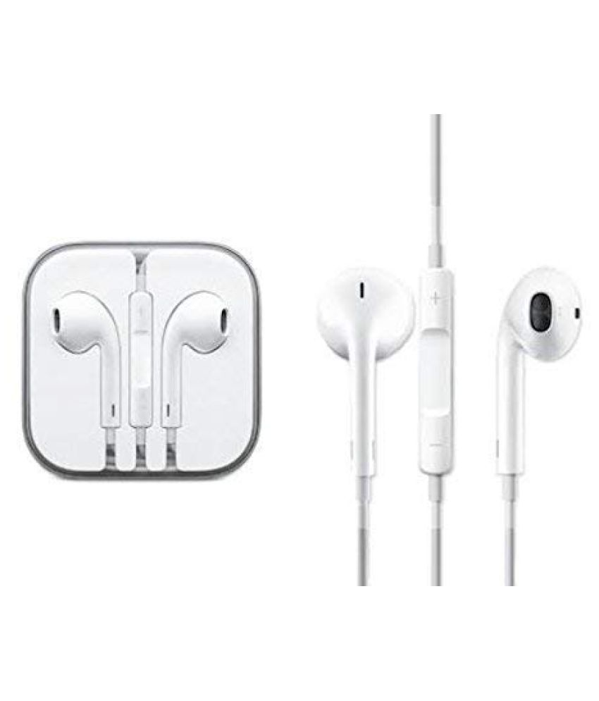 26875a11373 WILES Vivo V9 In Ear Wired Earphones With Mic - Buy WILES Vivo V9 In ...