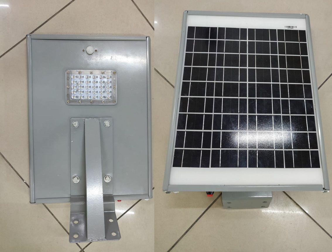 GETSOLAR 12W Solar Street Light - Pack of 1