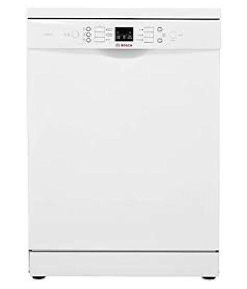 Bosch 12 Places SMS66GW01I Dishwasher Price In India