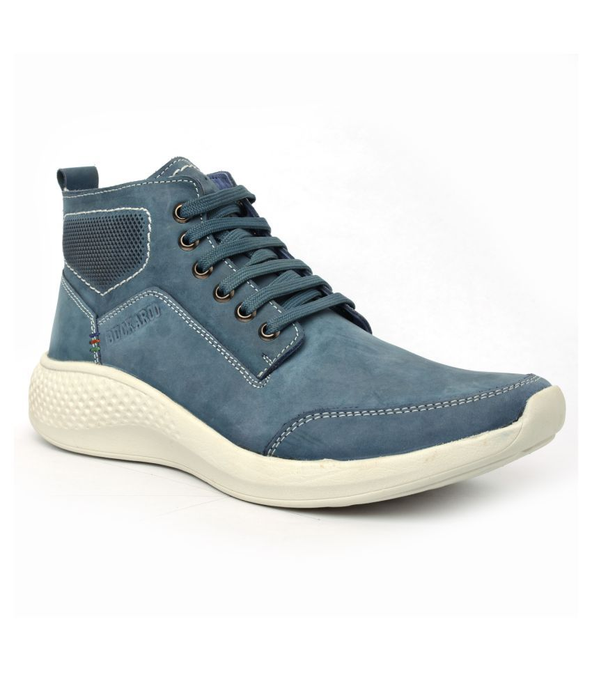 Buckaroo Blue Casual Boot