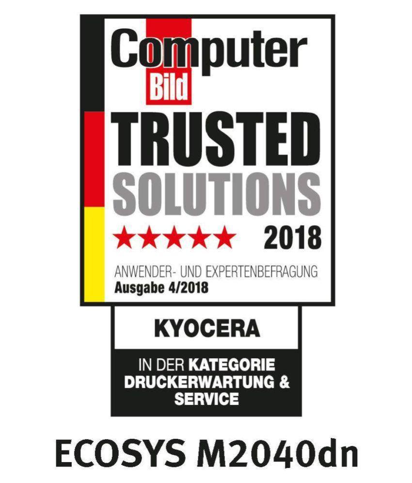 Kyocera 2040 (M2040dn) Multi Function B/W Laserjet Printer