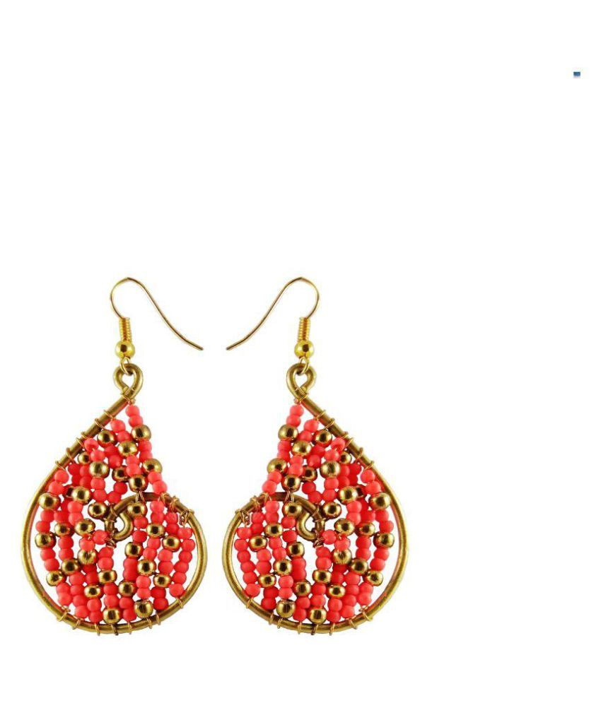 Hand Made earrings for women traditional party wear