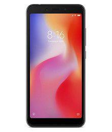Xiaomi Black Redmi 6A (2GB RAM, 16GB Storage) 16GB