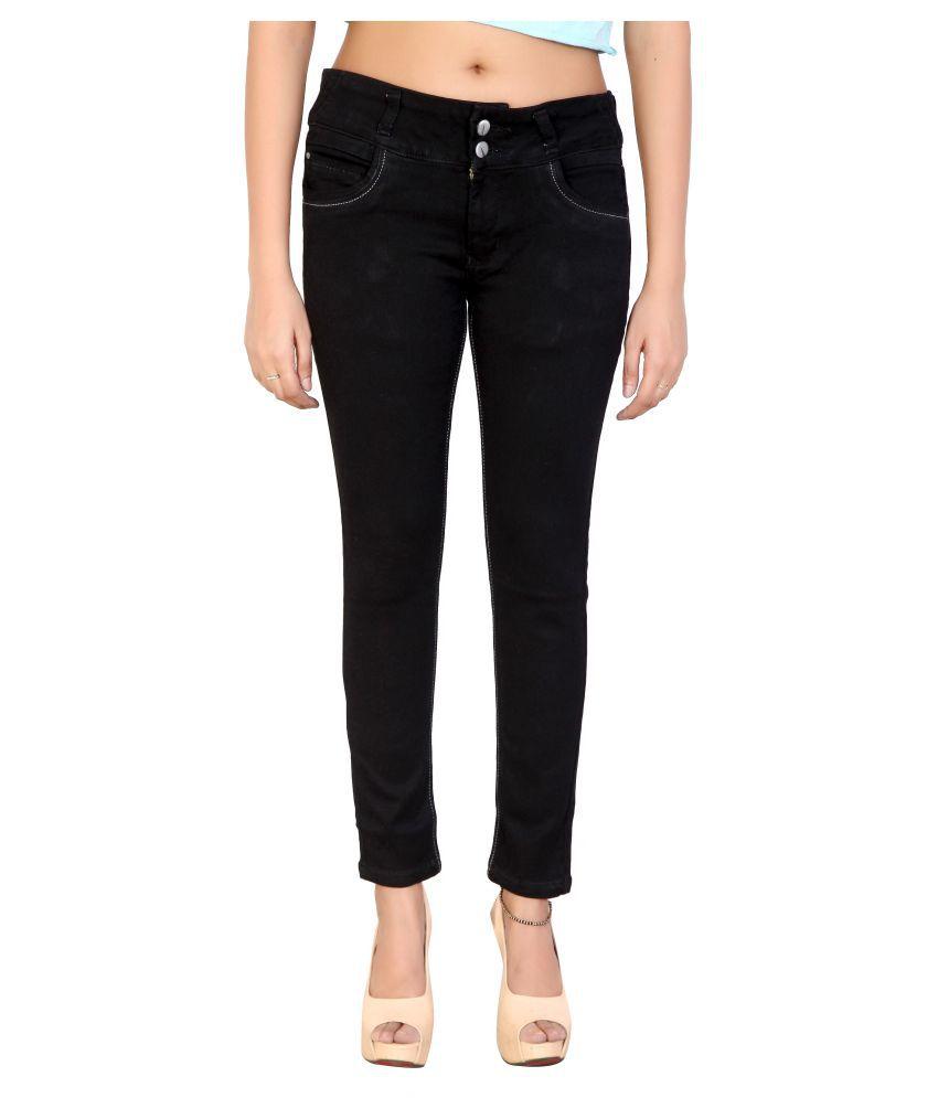 Obeo Denim Jeans - Black