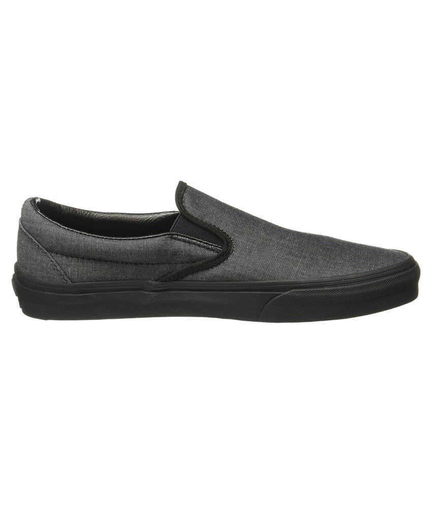 factory promotion famous designer brand VANS Green Loafers