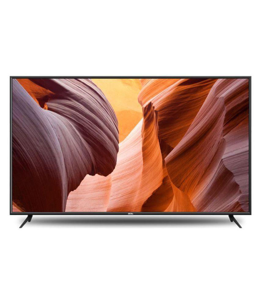 DETEL DI65W4K28A6 165 cm ( 65 ) Full HD (FHD) LED Television