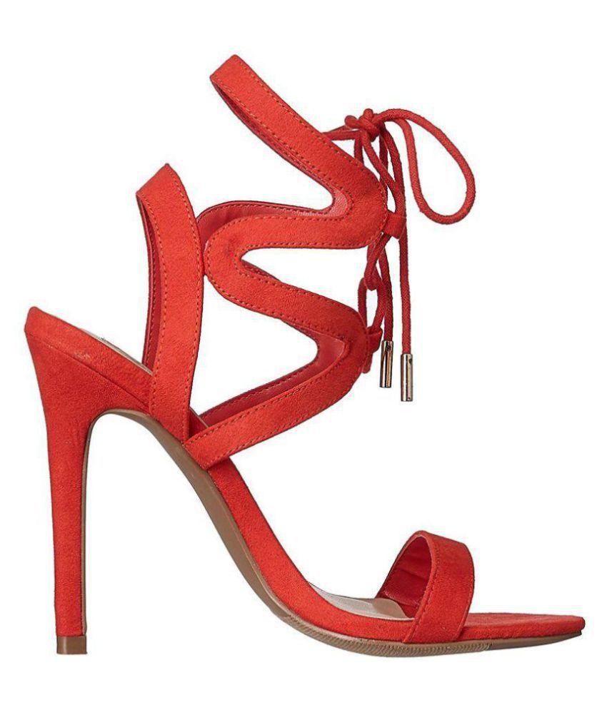 a22478e0af8 Forever 21 Red Stiletto Heels
