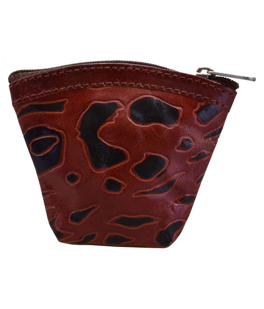 My Pac DB Brown Coin Bags - 1 Pc