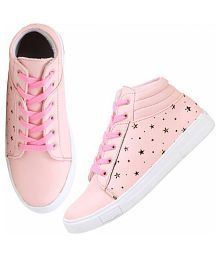 0e34790d832 Quick View. Columbus Pink Casual Shoes