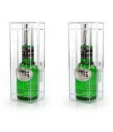Brut Glass perfume set of 2