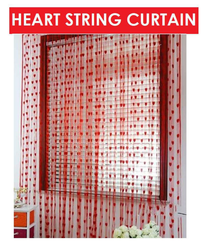 Home Garage Set of 2 Door Others String Curtain