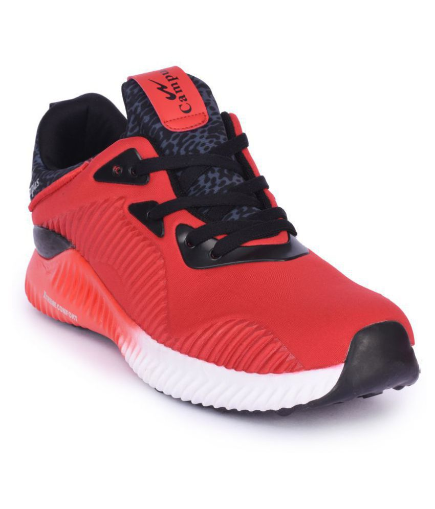 Campus RIO Red Casual Shoes