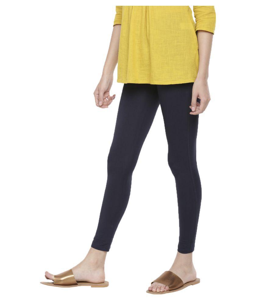 990ecf00d3034 De Moza Cotton Single Leggings Price in India - Buy De Moza Cotton Single  Leggings Online at Snapdeal