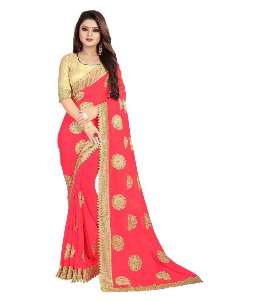 4d2d5fc3168 Zofey Bollywood Designer Sarees Multicoloured Georgette Saree - Buy Zofey  Bollywood Designer Sarees Multicoloured Georgette Saree Online at Low Price  ...