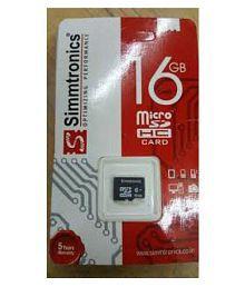 Soni 16 GB Class 10 Memory Card