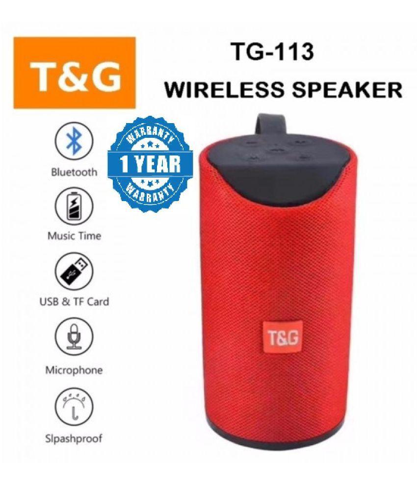 Pingaksh TG113 Bluetooth Speaker