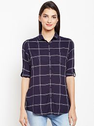 366d8ed48 Women's Shirts: Buy Casual and Formal Shirts For Women Online at ...