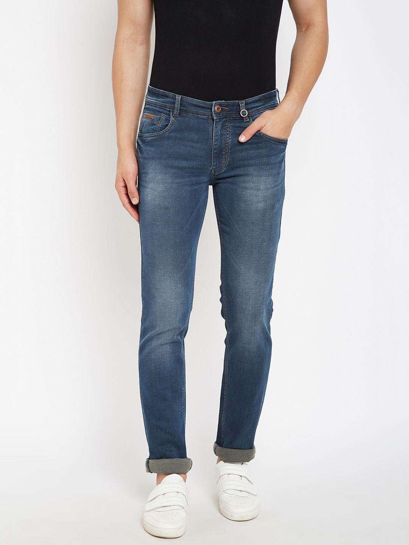 Crimsoune Club Blue Slim Jeans
