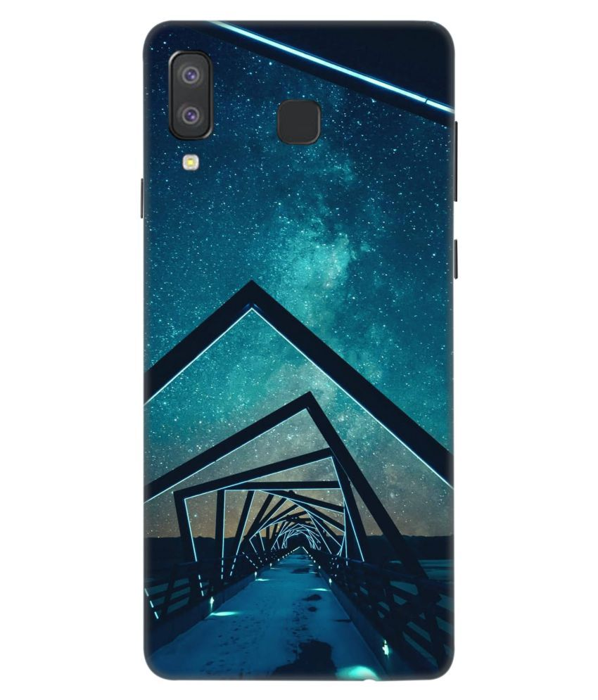 Samsung Galaxy A8 Star 3D Back Covers By Crockroz 3D Designs