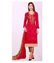 c1fee17bc8f36 Cotton Silk Salwar Suits: Buy Cotton Silk Salwar Kameez Online at ...