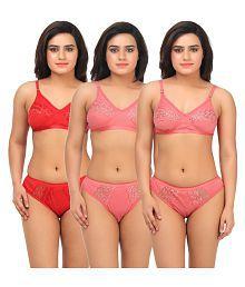 dbfa7d299 Bra   Panty Sets  Buy Bra   Panty Sets Online at Best Prices in ...