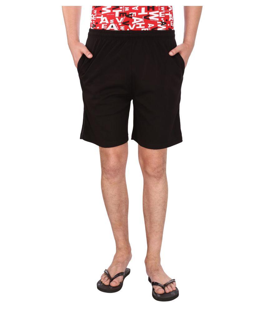 Filmax® Originals Black Shorts