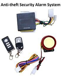 Quick View. Anti-Theft Security System Alarm With Stylish Remote For All Bikes