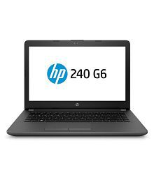 HP 240 G6 (4WP91PA) (Intel Core i3 (7th Gen) / 4GB RAM / 1TB HDD / DOS) (No DVD ) 14-inch Laptop