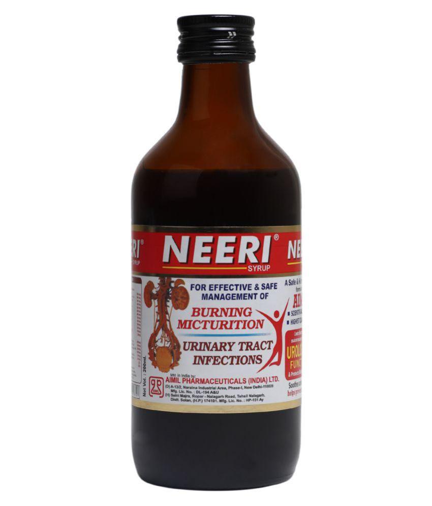 Aimil NEERI Syrup For Kidney Diseases Liquid 200 ml