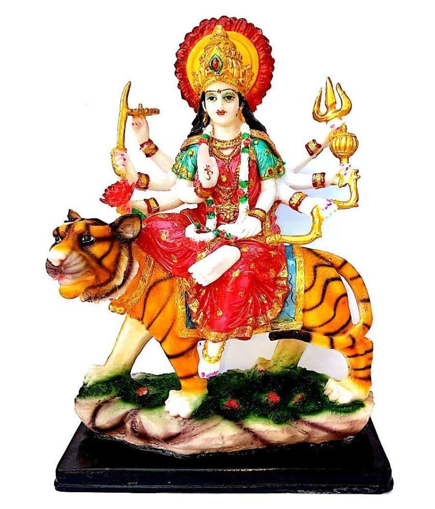 Krishnagallery Ambe Maa Marble Idol Buy Krishnagallery Ambe Maa Marble Idol At Best Price In India On Snapdeal