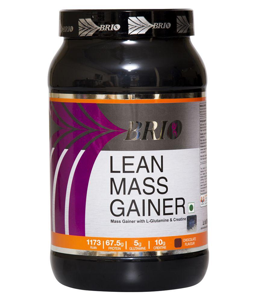 Brio Nutritional  MASS Gainer 1.5 kg Weight Gainer Powder