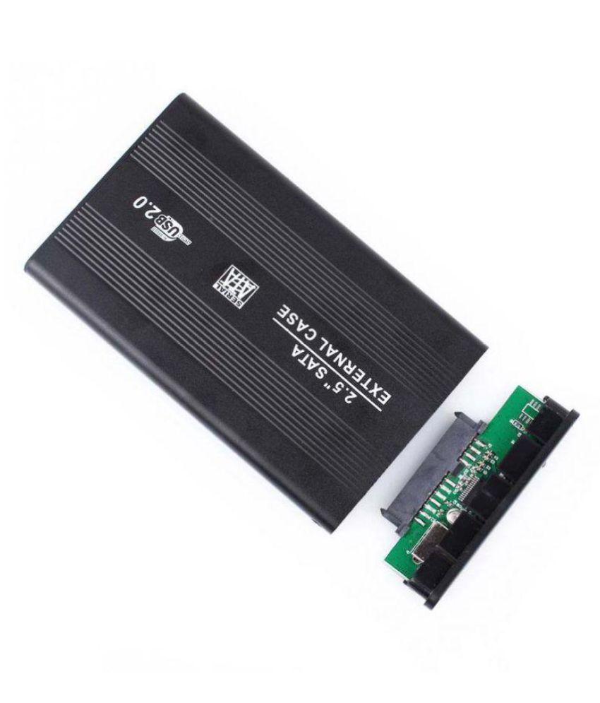 LipiWorld External Hard disk External hard disk case SATA 2.5
