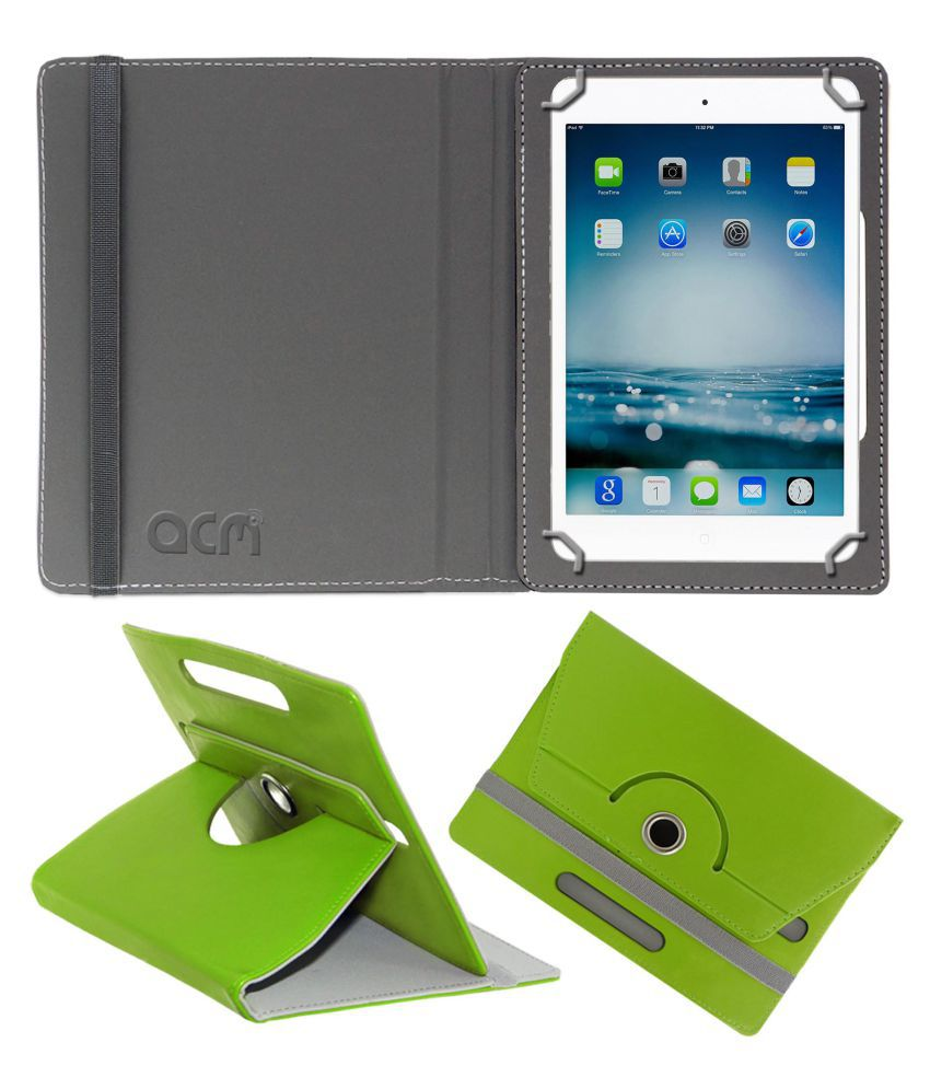 Apple iPad Mini Flip Cover By ACM Green