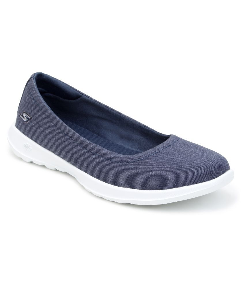 Skechers Blue Casual Shoes