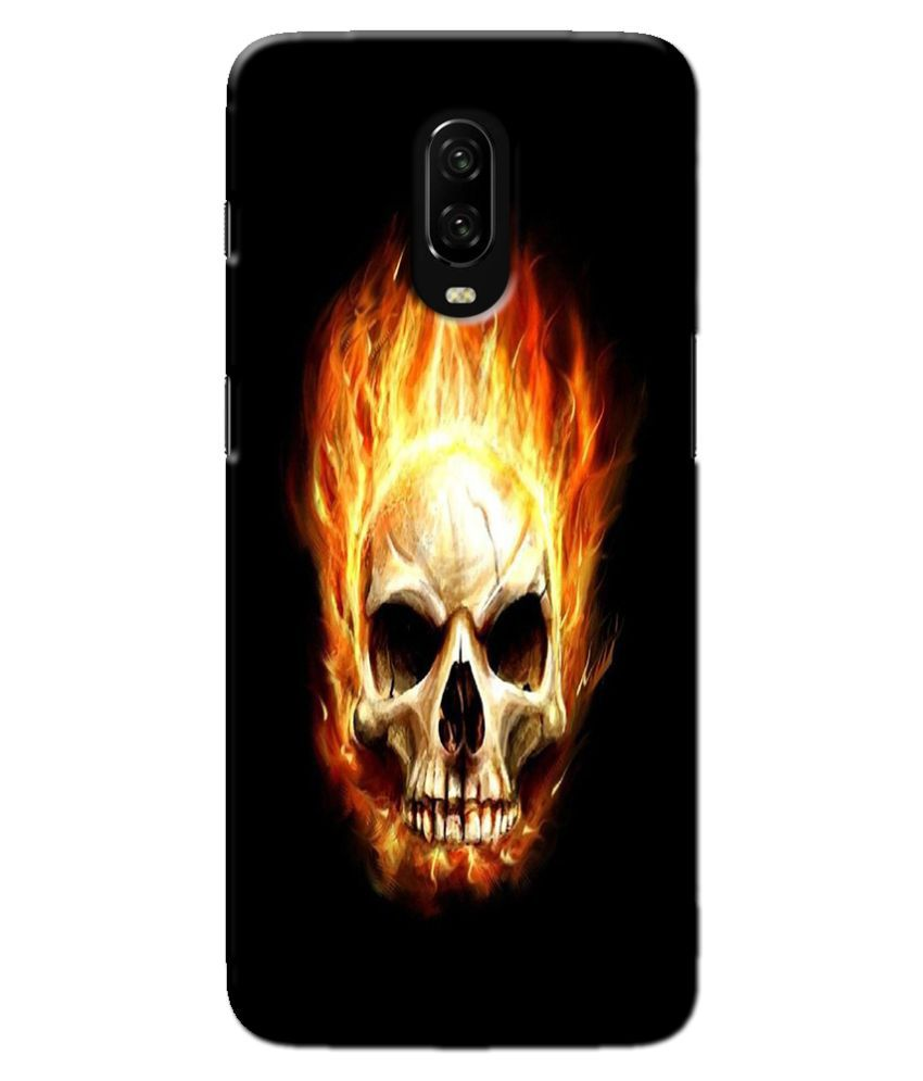 OnePlus 6T Printed Cover By Case king Lifetime Print