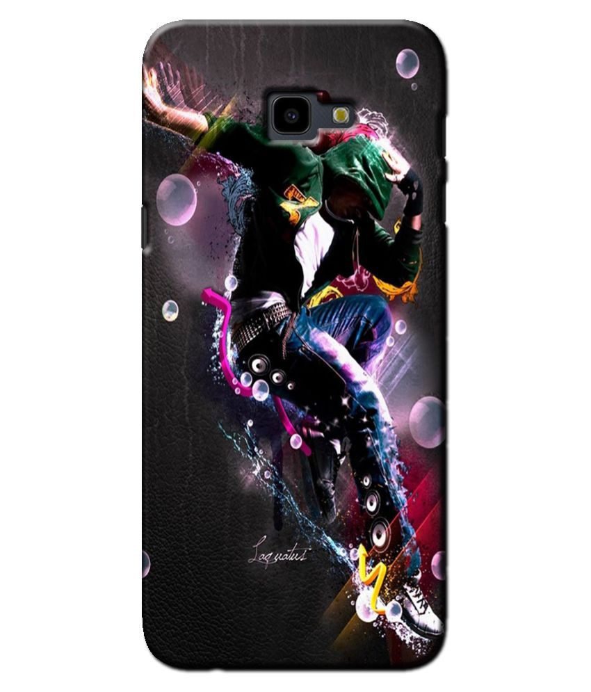 Samsung Galaxy J4 Plus Printed Cover By Case king Lifetime Print