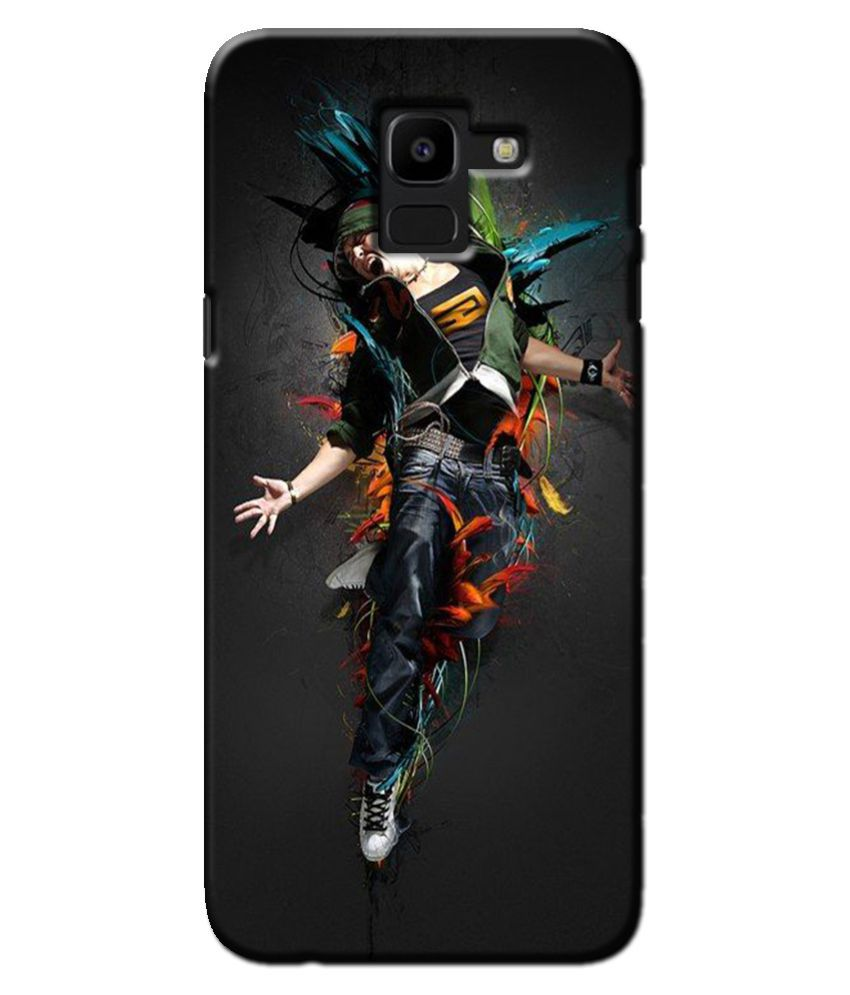 Samsung Galaxy J6 Printed Cover By Case king Lifetime Print