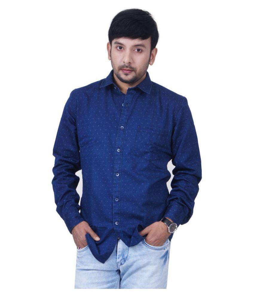 Digistall Cotton Blend Shirt