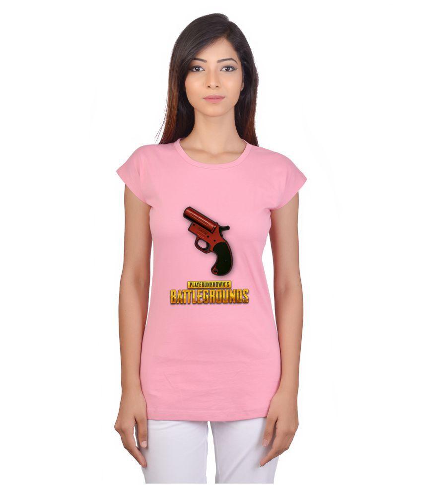 British Terminal Pink 3/4 Sleeve T-Shirt Pack of 1