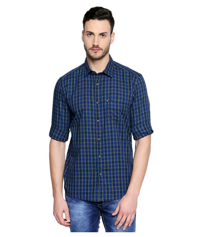 D'COT 100 Percent Cotton Shirt