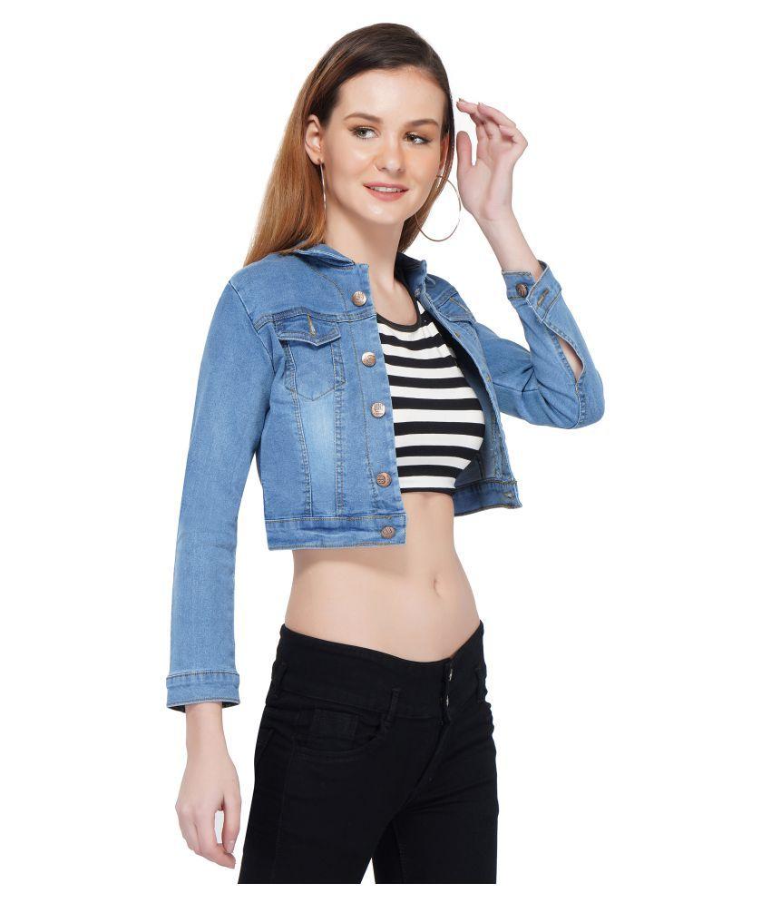 Luxsis Denim Blue Jackets