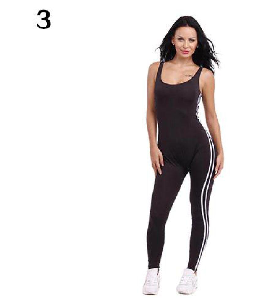 4b9ebbcc4b1c Women s Fashion Sexy Sleeveless Backless Sports Striped Romper Jumpsuit  Playsuit - Buy Women s Fashion Sexy Sleeveless Backless Sports Striped  Romper ...
