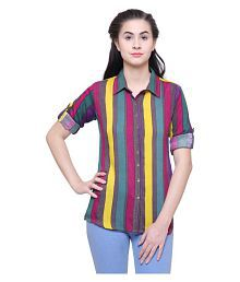 6005fb958e Women's Shirts: Buy Casual and Formal Shirts For Women Online at ...