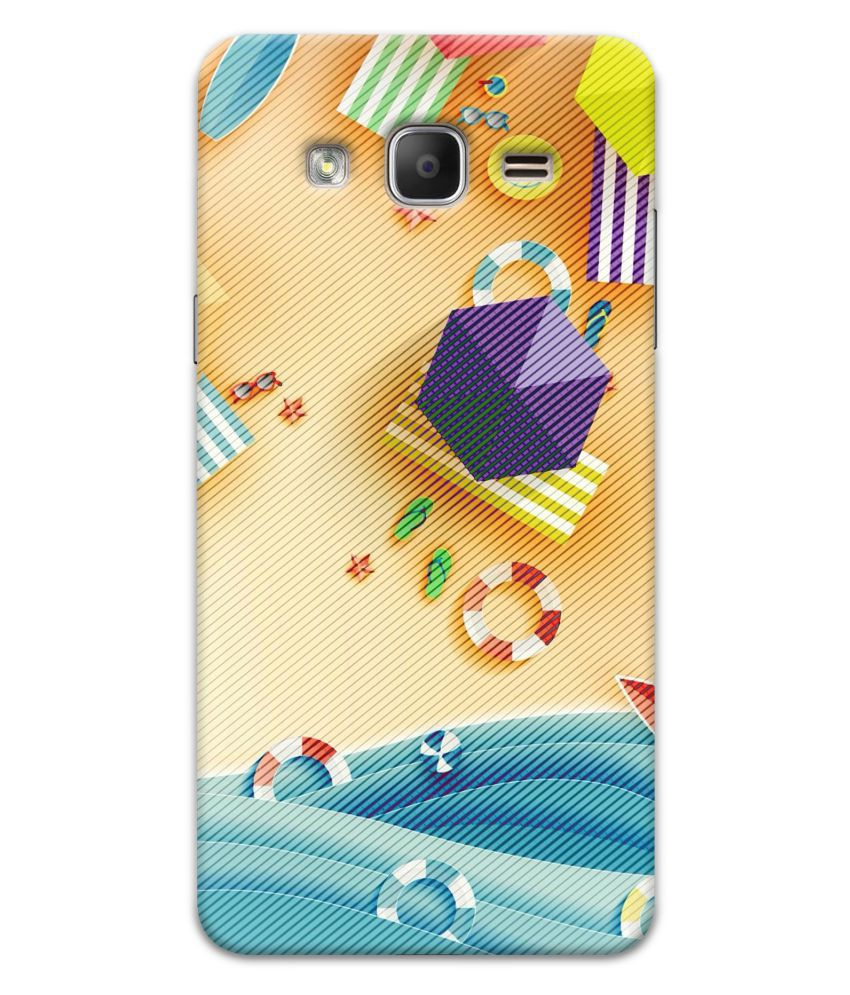 Samsung Galaxy On7 Printed Cover By Fundook Durable