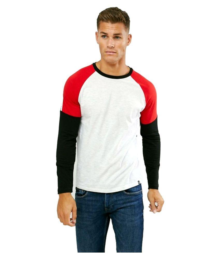 37ded5068 PAUSE Multi Full Sleeve T-Shirt
