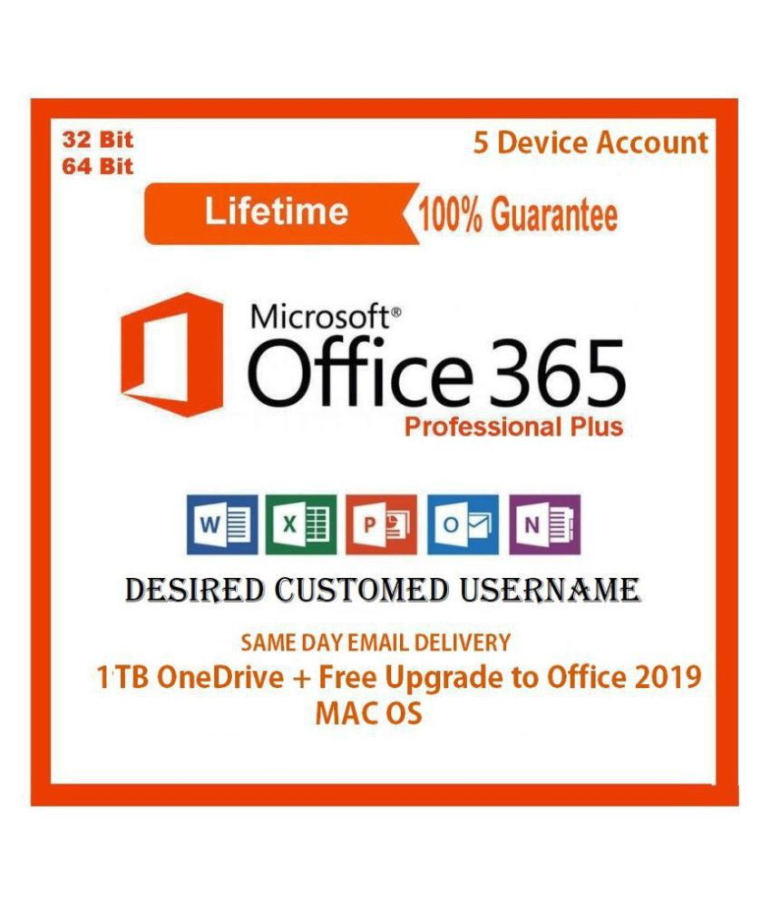 3014d9c23 Microsoft Office Office 365 Personal ( 32 Bit ) - Buy Microsoft Office  Office 365 Personal ( 32 Bit ) Online at Low Price in India - Snapdeal
