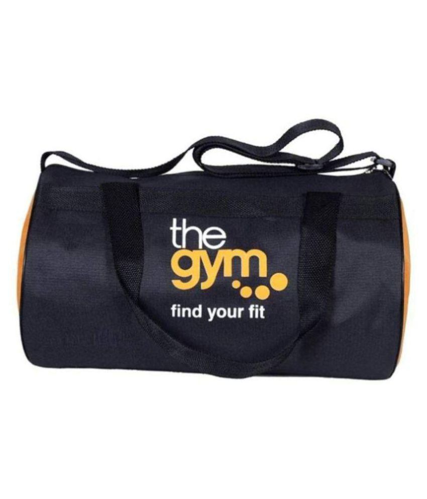 9879f34541c0 Topware Medium Polyester Gym Bag - Buy Topware Medium Polyester Gym Bag  Online at Low Price - Snapdeal