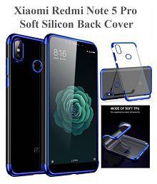 Xiaomi Redmi Note 5 Pro Shock Proof Case shopyholik - Blue